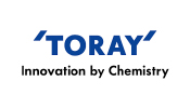 Toray - Innovation by Chemistry Logo